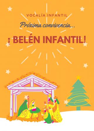 Cofradía Borriquilla Granada: BELÉN INFANTIL 2019