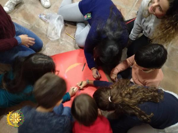 Cofradía Borriquilla Granada: CONVIVENCIA INFANTIL OCTUBRE 2018