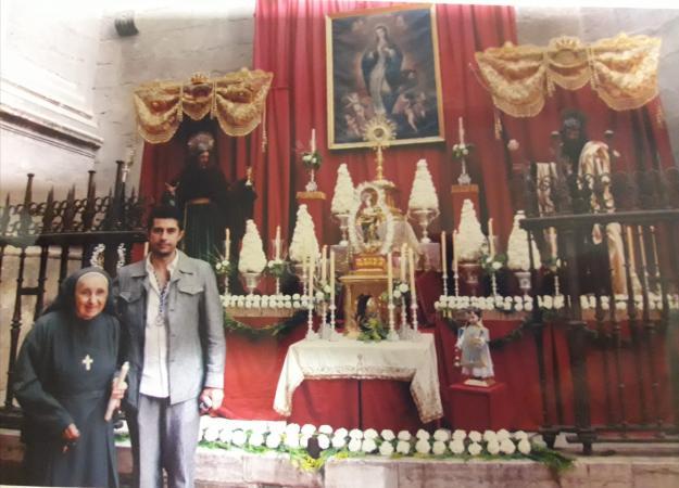 Cofradía Borriquilla Granada: MAÑANA CELEBRAREMOS LA FESTIVIDAD DEL CORPUS CHRISTI EN UN AÑO DIFERENTE