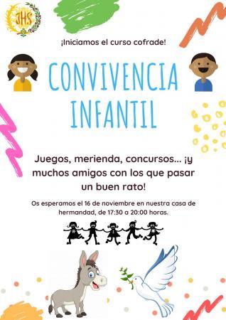Cofradía Borriquilla Granada: CONVIVENCIA INFANTIL - NOVIEMBRE 2019