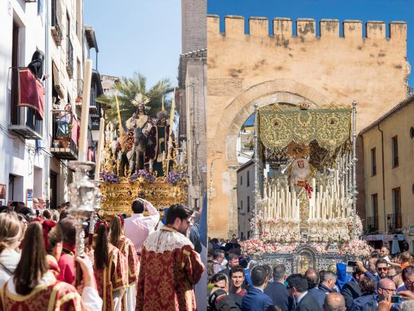 Cofradía Borriquilla Granada: PALABRAS DE NUESTRO CONSILIARIO D. FRANCISCO LORCA