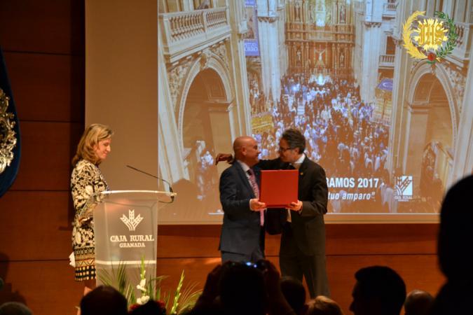 Cofradía Borriquilla Granada: PRESENTACIÓN CARTEL 2017