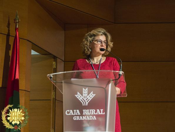 Cofradía Borriquilla Granada: PRESENTACIÓN CARTEL 2018