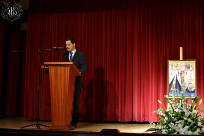 Cofradía Borriquilla Granada: PRESENTACIÓN DEL CARTEL 2015