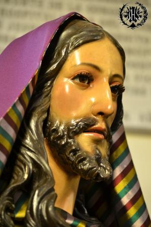 Cofradía Borriquilla Granada: JESÚS DE LA ENTRADA EN JERUSALÉN DE HEBREO. AÑO 2015