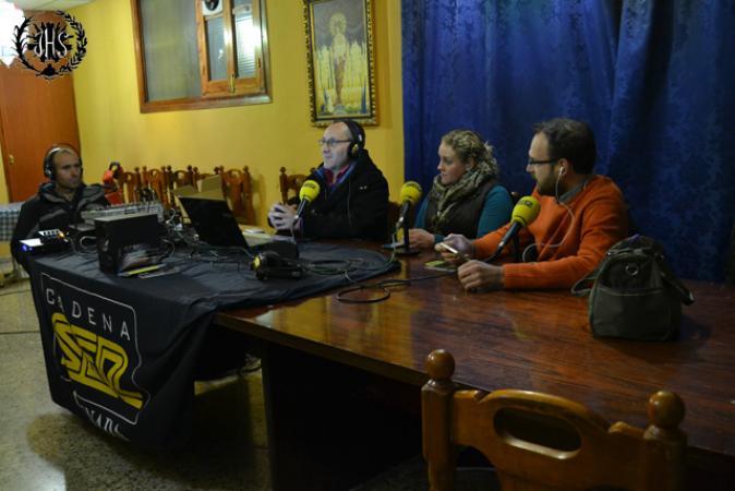 Cofradía Borriquilla Granada: SER COFRADE EN NUESTRA CASA DE HERMANDAD