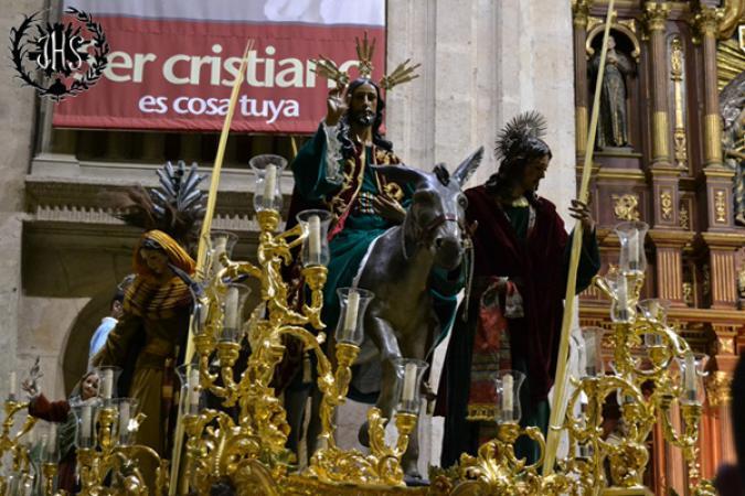 Cofradía Borriquilla Granada: RETRANQUEO 2014