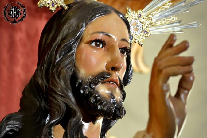 Cofradía Borriquilla Granada: CRISTO REY DEL UNIVERSO. AÑO 2014