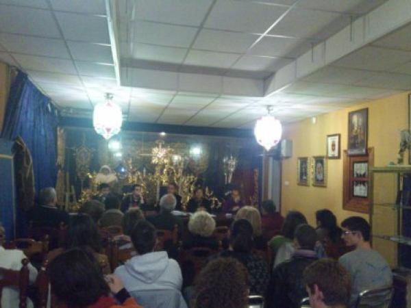 Cofradía Borriquilla Granada: Cabildo Extraordinario Magna Mariana