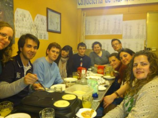 Cofradía Borriquilla Granada: Curso 2011-2012