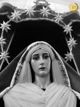 Cofradía Borriquilla Granada: NUESTRA SEÑORA DE LA PAZ HEBREA 2019