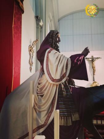 Cofradía Borriquilla Granada: JESÚS DE LA ENTRADA EN JERUSALÉN DE HEBREO 2019