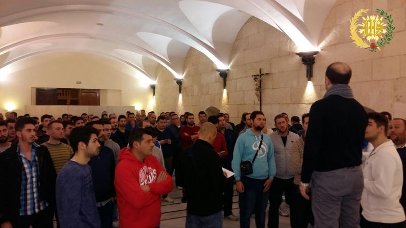 Cofradía Borriquilla Granada: IGUALÁ GENERAL 2016