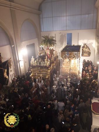 Cofradía Borriquilla Granada: DOMINGO DE RAMOS 2018