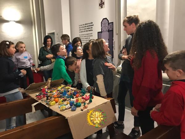 Cofradía Borriquilla Granada: BELÉN INFANTIL 2018