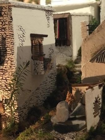 """Cofradía Borriquilla Granada: TERCER PREMIO EN EL CONCURSO MUNICIPAL DE BELENES EN LA MODALIDAD """"POPULAR"""""""