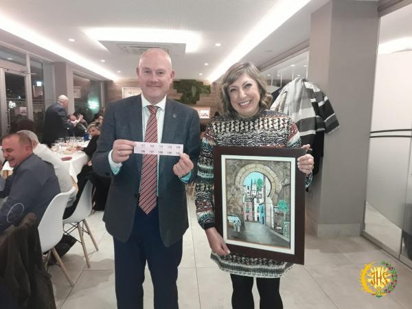 """Cofradía Borriquilla Granada: CENA DE NAVIDAD DE """"LA BORRIQUILLA"""" 2018"""