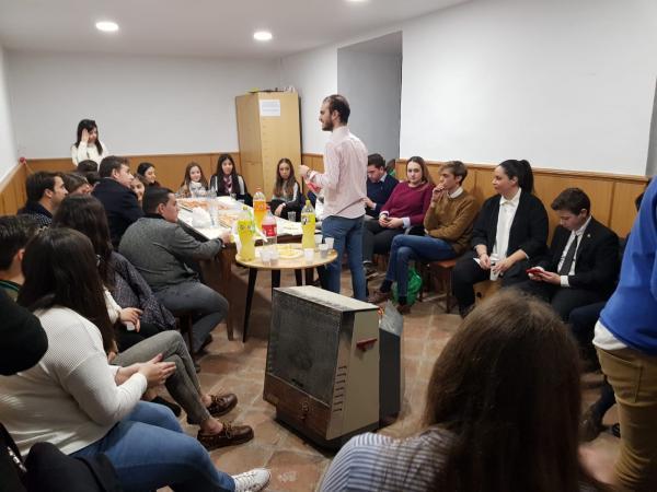 Cofradía Borriquilla Granada: CELEBRACIÓN DE LA FESTIVIDAD DE LA CANDELARIA 2019