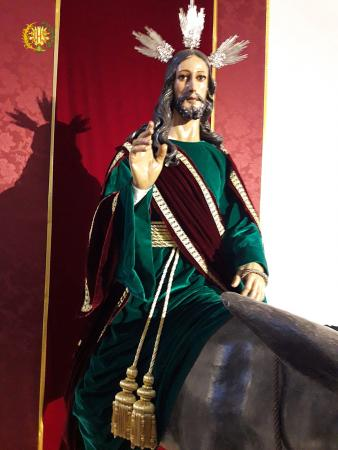 """Cofradía Borriquilla Granada: """"LAS GLORIAS DE MARÍA"""""""