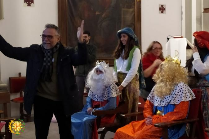 Cofradía Borriquilla Granada: DÍA DE REYES MAGOS 2020