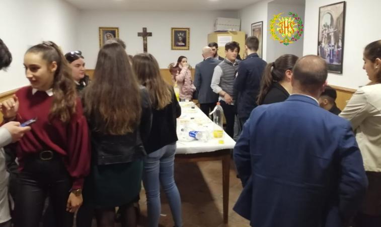 Cofradía Borriquilla Granada: FESTIVIDAD DE LA CANDELARIA 2020