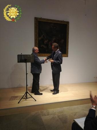 Cofradía Borriquilla Granada: V PREMIO AMIGOS DE SAN NICOLÁS A LA CONSERVACIÓN DEL PATRIMONIO CRISTIANO