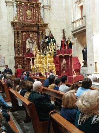 Cofradía Borriquilla Granada: SOLEMNE FUNCIÓN CONMEMORATIVA DEL CENTENARIO.