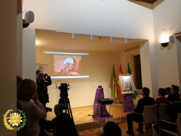 Cofradía Borriquilla Granada: ENTREGA DEL GUIÓN DE PLATA 2018