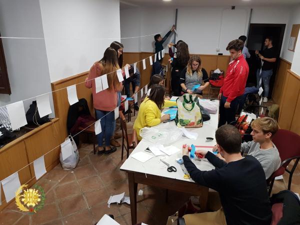 Cofradía Borriquilla Granada: PARTICIPACIÓN DE NUESTRA COFRADÍA EN LA SALIDA EXTRAORDINARIA DE NTRO. PADRE JESÚS DEL RESCATE POR SUS 300 AÑOS