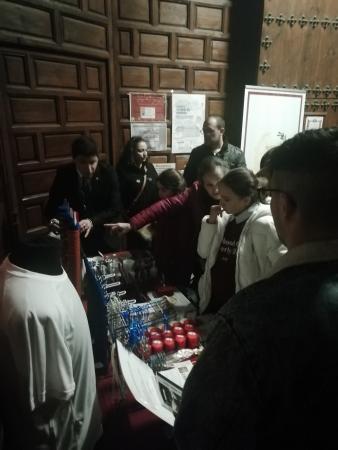 Cofradía Borriquilla Granada: TRIDUO EN HONOR A JESÚS DE LA ENTRADA EN JERUSALÉN, FUNCIÓN SOLEMNE POR LA FESTIVIDAD DE CRISTO REY y BESAMANOS  2018