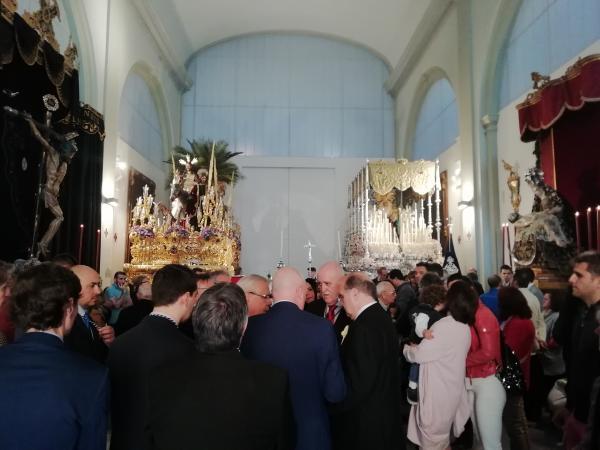 Cofradía Borriquilla Granada: AGRADECIMIENTOS POR EL DOMINGO DE RAMOS 2019