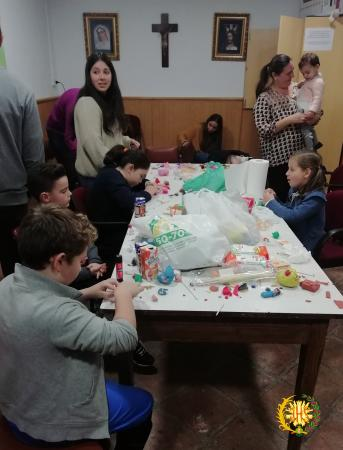"Cofradía Borriquilla Granada: BELÉN INFANTIL ""LA BORRIQUILLA"" 2019"