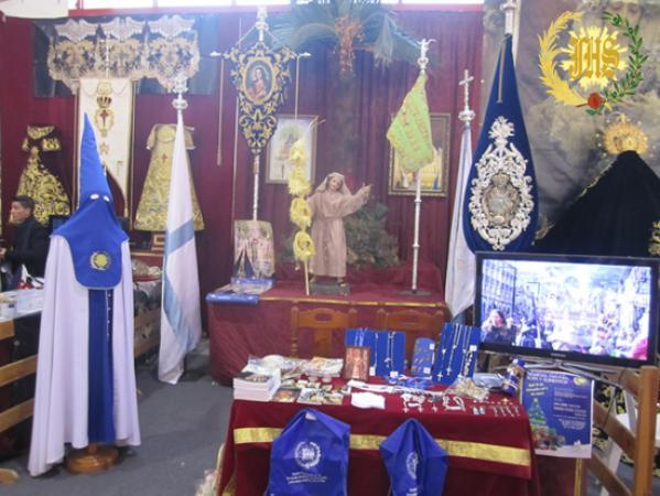 Cofradía Borriquilla Granada: III FERIA CAPRICHO COFRADE