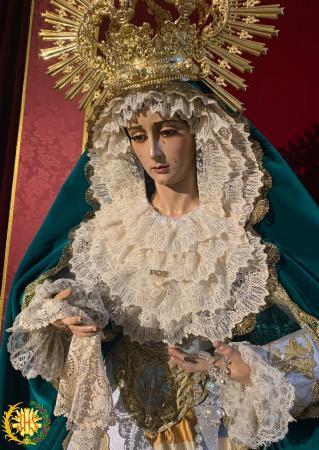 """Cofradía Borriquilla Granada: """"LAS GLORIAS DE MARIA"""". 2020"""