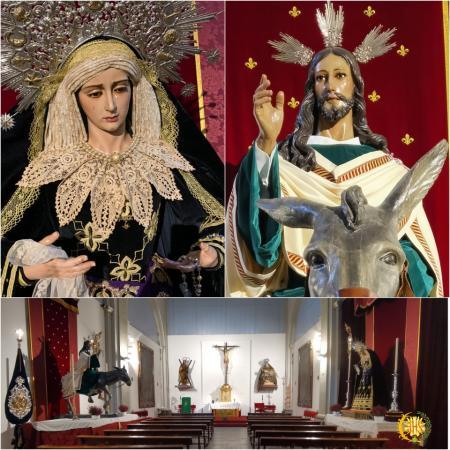 Cofradía Borriquilla Granada: FESTIVIDAD DE TODOS LOS SANTOS