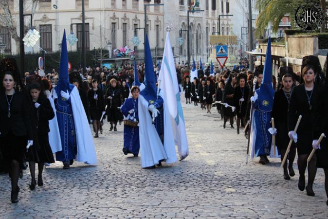 Cofradía Borriquilla Granada: Domingo de Ramos 2013