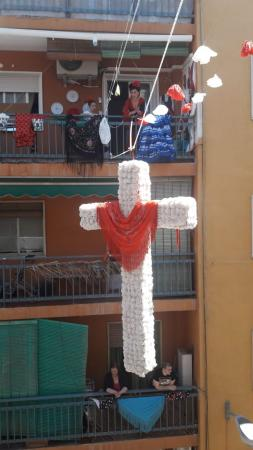 Cofradía Borriquilla Granada: #CRUZENCASA