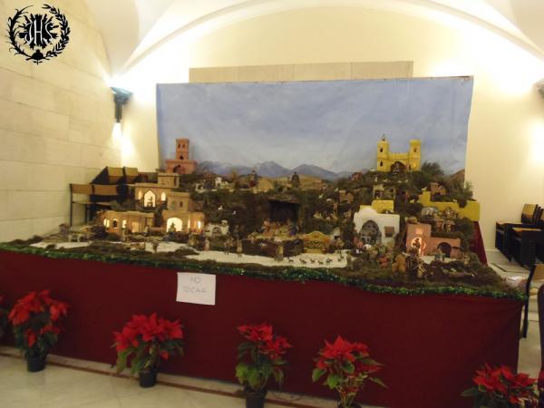 Cofradía Borriquilla Granada: CAMPAÑA NAVIDEÑA Y BELÉN AÑO 2014