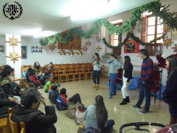 Cofradía Borriquilla Granada: DÍA DE REYES