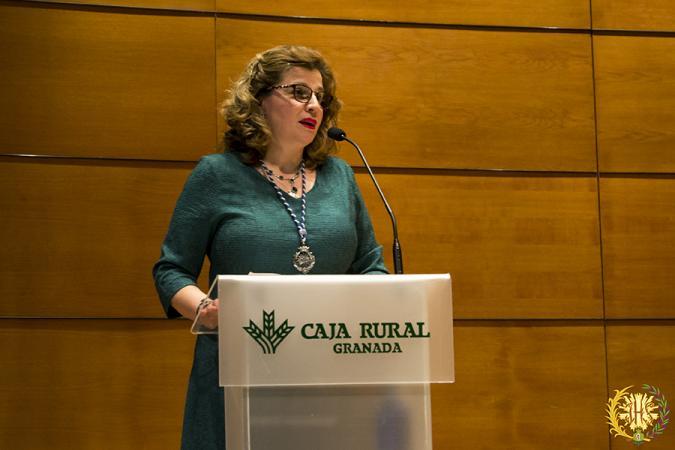 Cofradía Borriquilla Granada: PRESENTACIÓN CARTEL 2019
