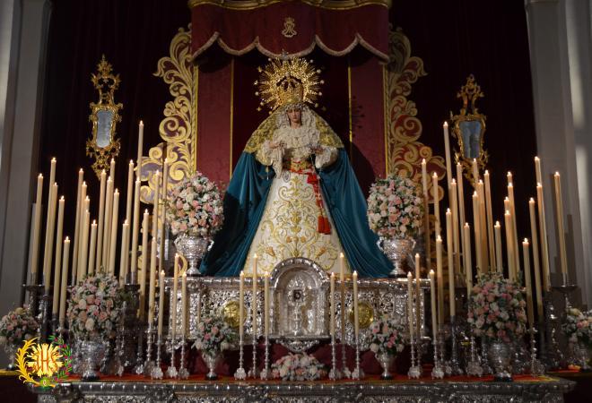 Cofradía Borriquilla Granada: LAS FLORES DEL DOMINGO DE RAMOS 2021