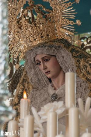 """Cofradía Borriquilla Granada: QUERIDA MADRE """"MARÍA REINA DE LA PAZ, RUEGA POR NOSOTROS"""""""