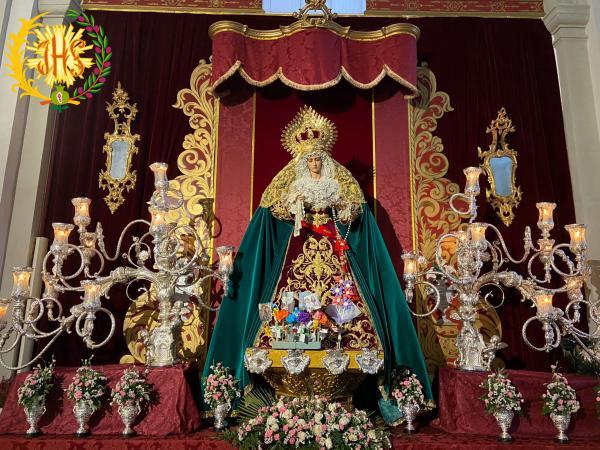 Cofradía Borriquilla Granada: FESTIVIDAD DE LA CANDELARIA 2021