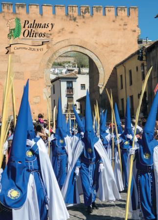 Cofradía Borriquilla Granada: PALMAS Y OLIVOS 2020